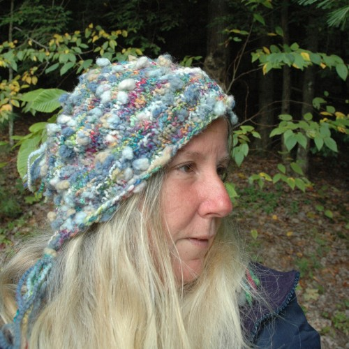 COLORFUL HAT FROM Knit In Color